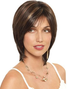 Whitney by Amore - 100% Hand-Tied, Monofilament & Lace Front