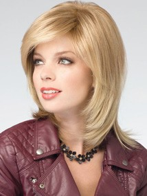 Medium Top Piece by Rene of Paris - Hair Enhancer