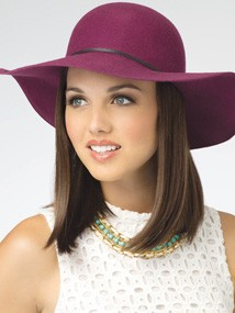 Halo by Rene of Paris - Can we worn under a Hat or Scarf