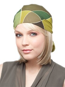 Halo Bob by Rene of Paris - Can be worn under a Hat or Scarf