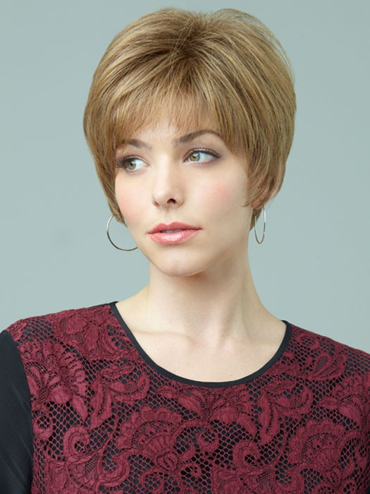 Pearl Wig by Revlon Wigs: Color 12R (Pecan)