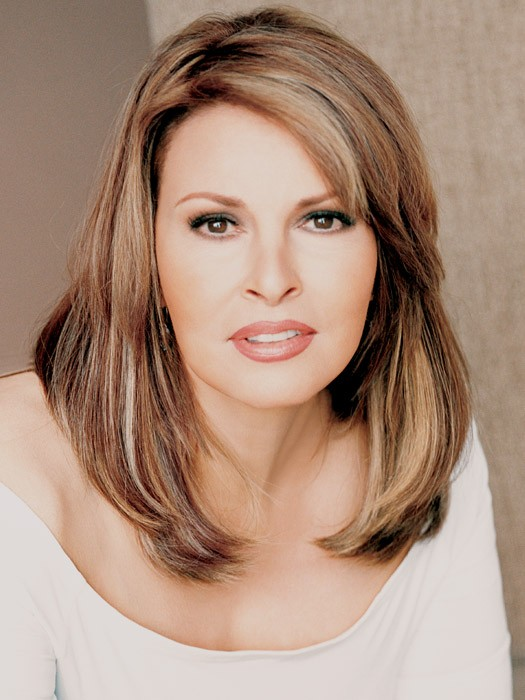 14 inch Human Hair Clip-In Extensions by Raquel Welch