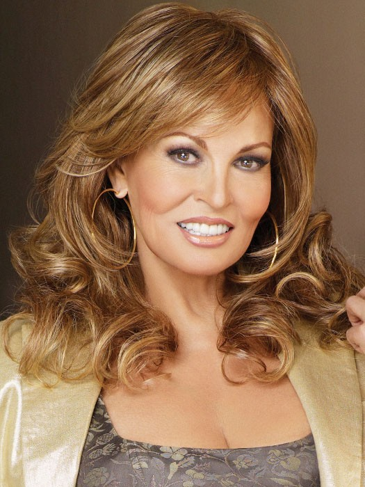 Raquel Welch Always: Color RL30/27 Rusty Auburn (Pale Red with Warm Blonde highlights)