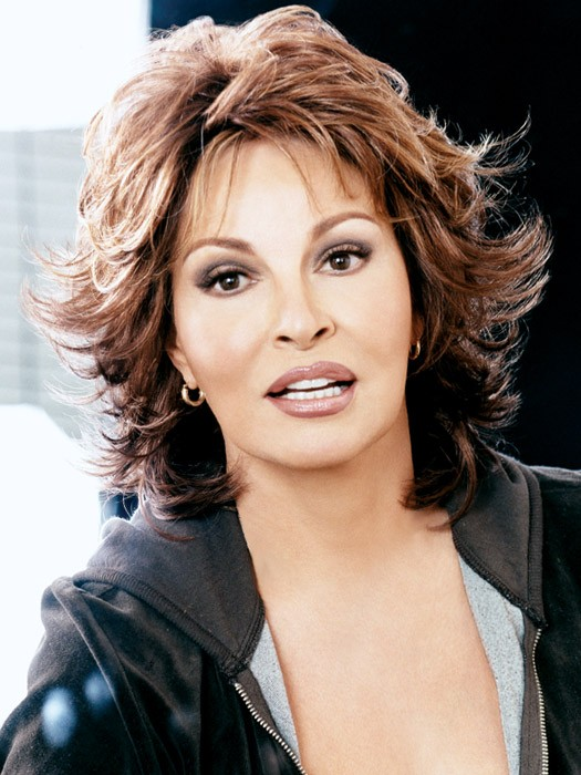 Breeze by Raquel Welch: Color R3025S Glazed-Cinnamon (Medium Reddish Brown with Ginger hightlights)