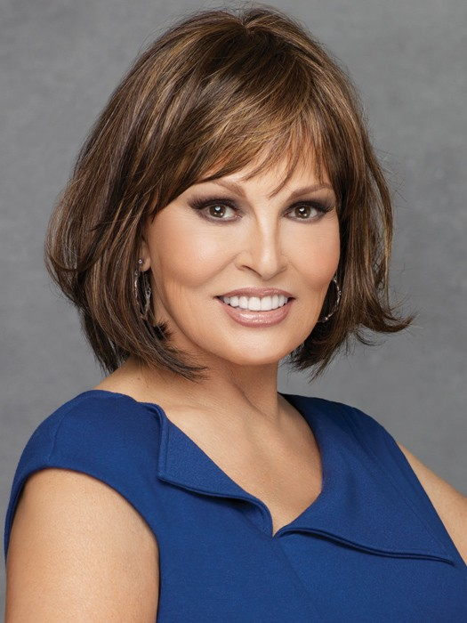 Classic Cut by Raquel Welch: Color RL8/29 - Hazelnut (Medium Brown with Ginger highlights)