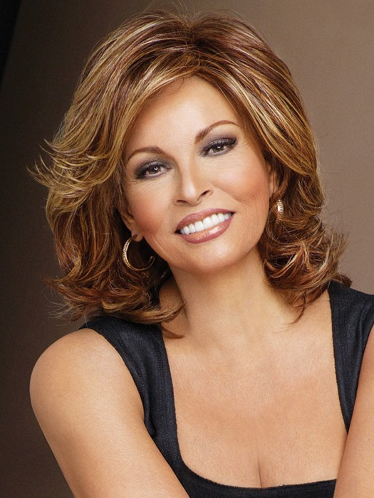 Embrace by Raquel Welch: Color RL31/29 - Fiery Copper (Copper with Gold highlights)