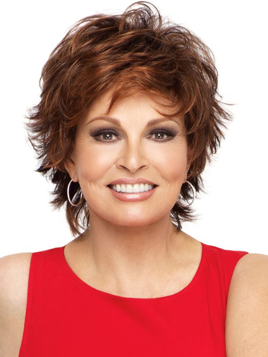 Entice by Raquel Welch: Color R32/31 - Cinnabar (Rich Chestnut with warm undertones)