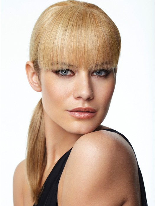 Human Hair Bang by Raquel Welch: Color R25
