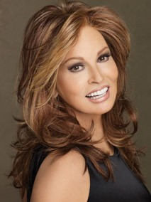 Spotlight by Raquel Welch - Lace Front Wig: Color RL31/29 Fiery Copper