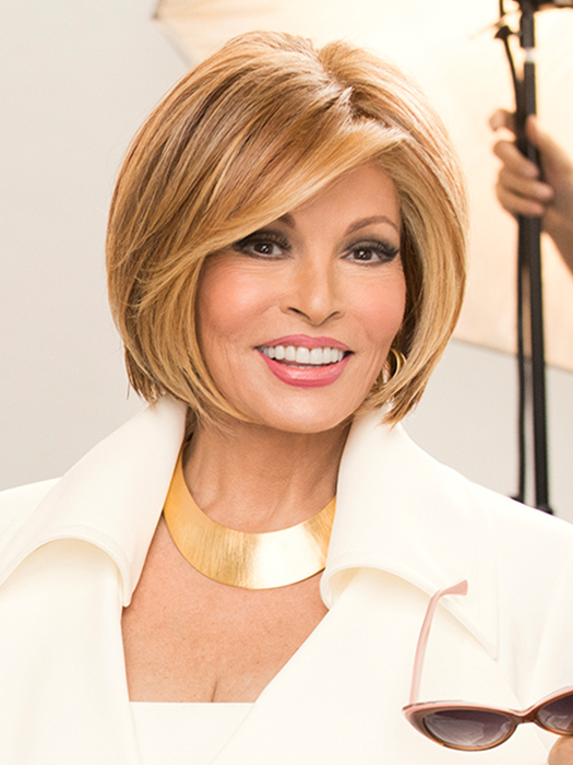 Straight Up With a Twist by Raquel Welch | Color: RL29/25 Golden Russet