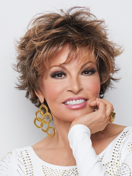 ... Over 40 Year Old Woman. on raquel welch short hairstyles women over 50
