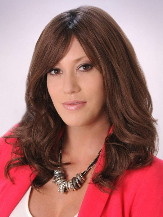 Alexandra Petite Human Hair by Wig Pro | Color: 2-1
