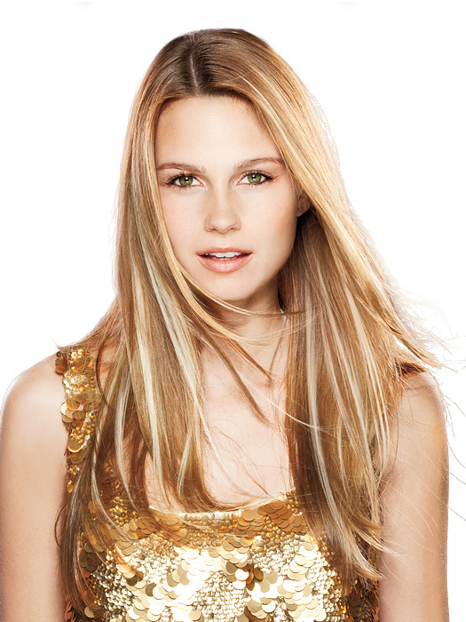 Human Hair Highlight Extension by Hairdo | Color R22