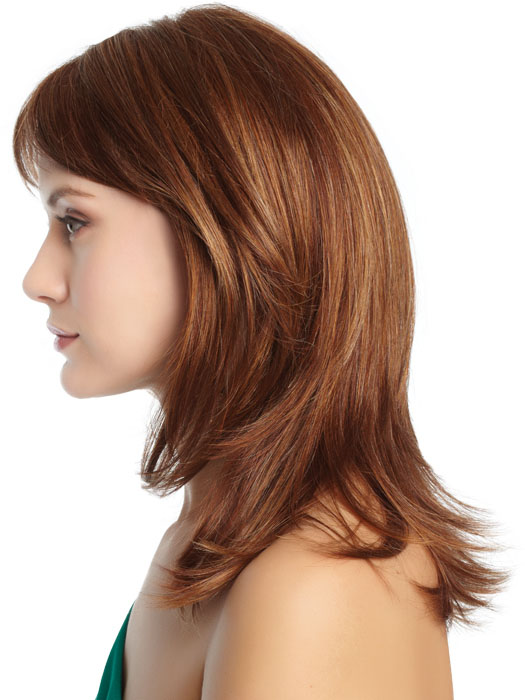 Fantasy Wig by Gabor Wigs: Side View | Color GL29/31