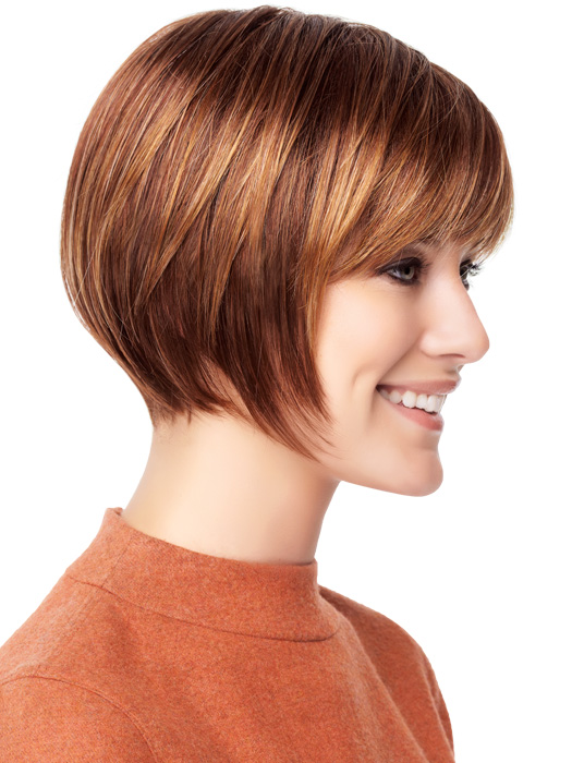 Open ear tabs and extended nape | Color: G30+ Paprika Mist