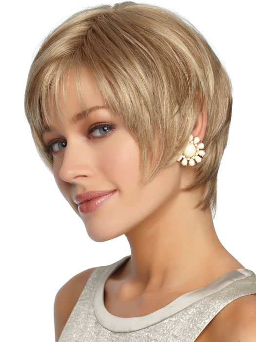 Perfection Wig by Gabor Wigs : Profie View | Color GL16/27