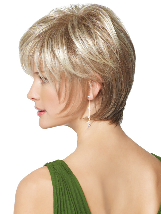 Velvet-line ear tabs and extended nape | Color: G19+ Praline Mist
