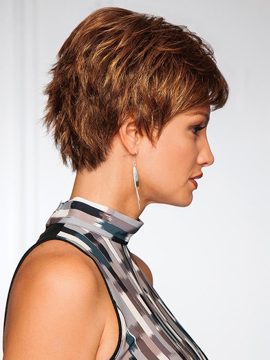 Trendy, textured cut | Color: GL8/29