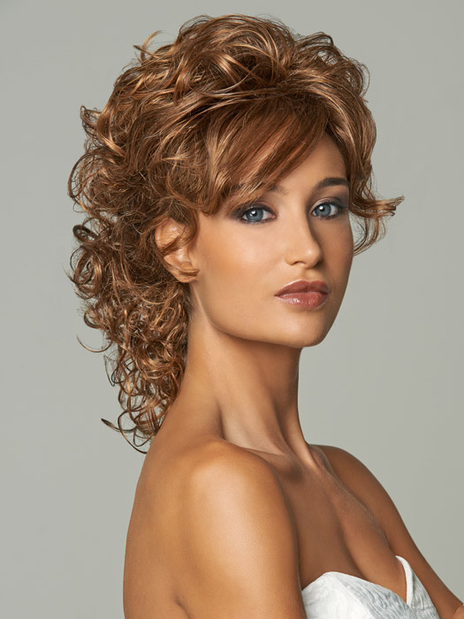 Triumph by Gabor | Alternate Updo Styling