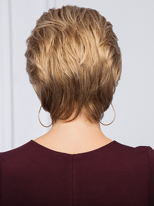 """Sheer 1 1/2"""" deep lace front 