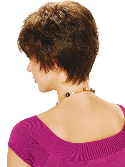 Estetica Annie Wig : Back View   Color R8