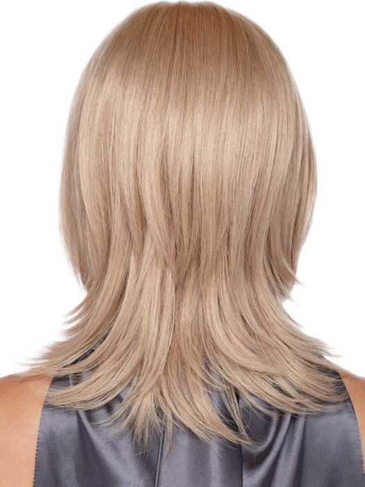 Estetica Designs Brook LF Wig: 100% Remi | Back View | Color R140/14
