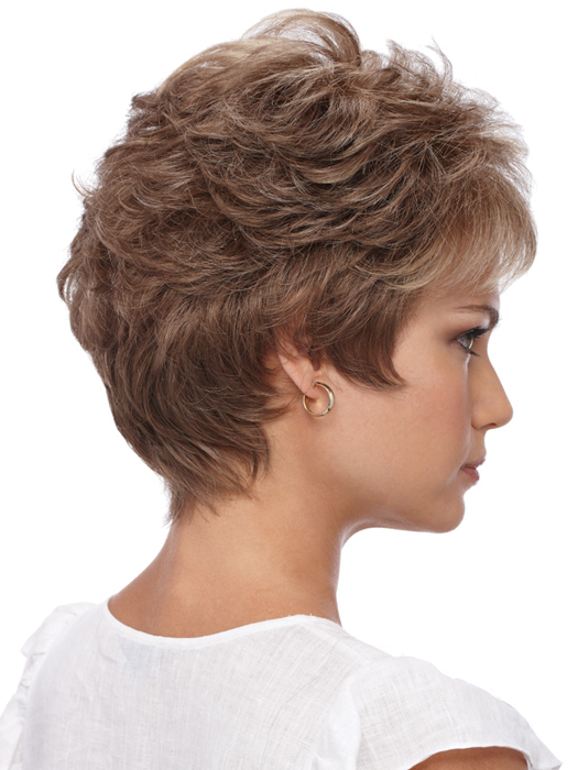 Estetica Designs Wigs Carolyn Wig : Profile View | Color R14/26H