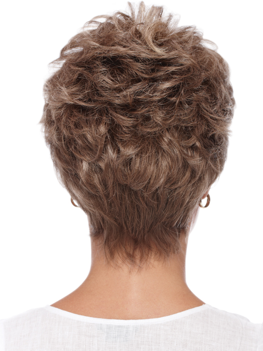Estetica Designs Wigs Carolyn Wig : Back View | Color R14/26H