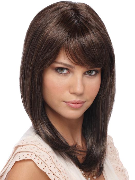 Dakota Wig by Estetica Designs Wigs : Front View | Color R6/12H