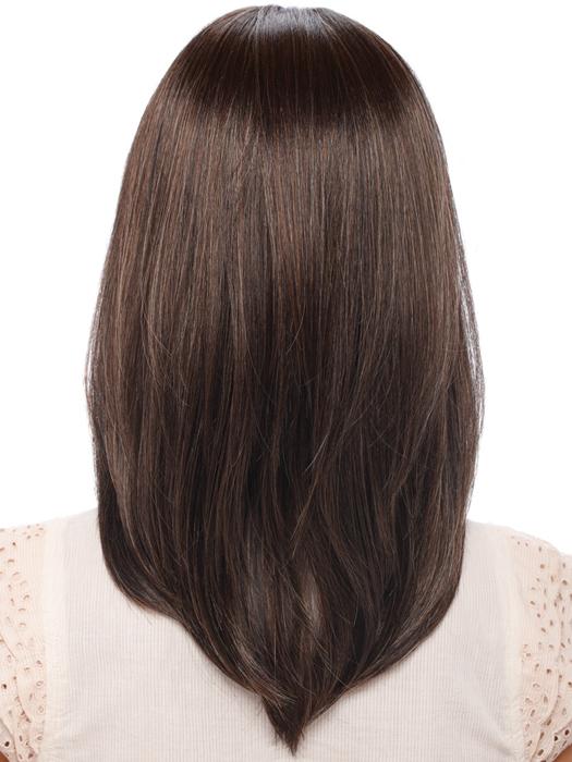 Estetica Designs Dakota Wig : Back View | Color R6/12H
