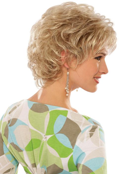 Estetica Designs Wigs Diana: Profile View | Color RH1488