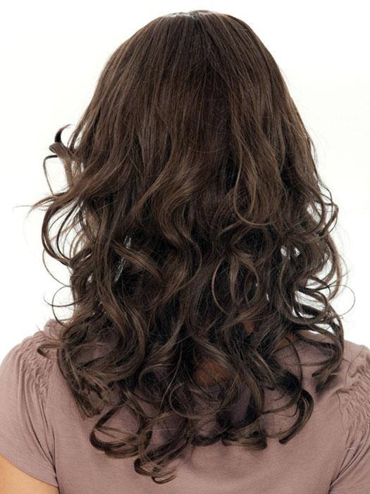 Estetica Designs Wigs Isable Wig : 100% Remi   Back View   Color R8
