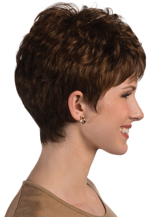 Estetica Designs Wigs Jamie : Profile View | Color R6LF29