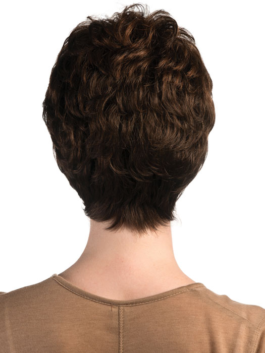 Estetica Designs Wigs Jamie : Back View | Color R6LF29