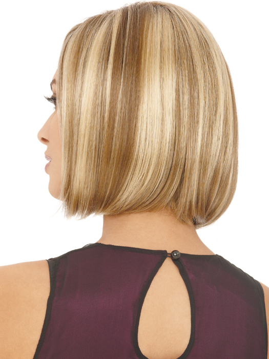 Estetica Designs Wigs Jamison Wig : Back View | Color R12/26CH