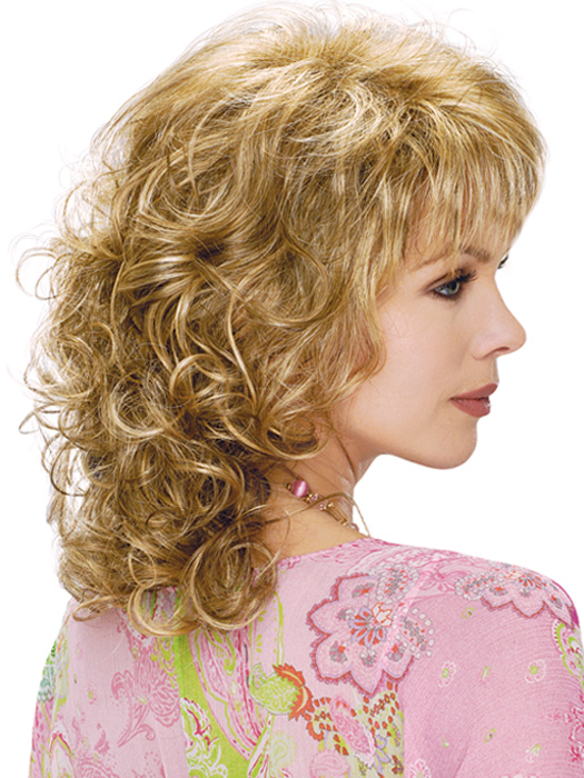 Estetica Designs Jessica Wig : Profile View | Color R14/26H