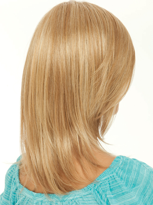 Estetica London Wig : Back View | Color R20F