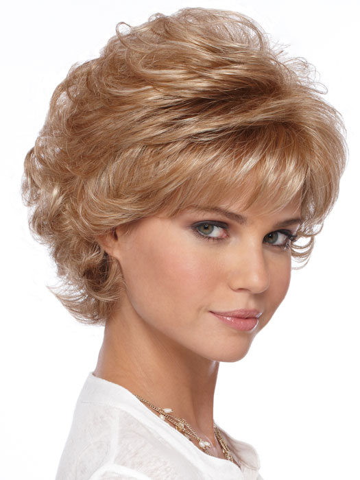 Estetica Designs Wigs Mandy Wig : Side View | Color R20F