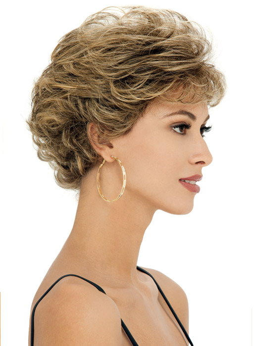 Estetica Designs Wigs Maria : Profile View | Color R24/18BT