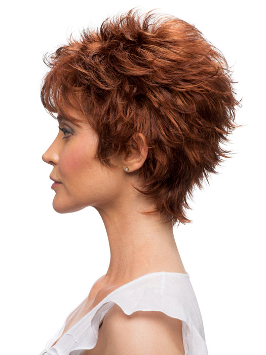 Estetica Rosa Wig : Profile View | Color RH31