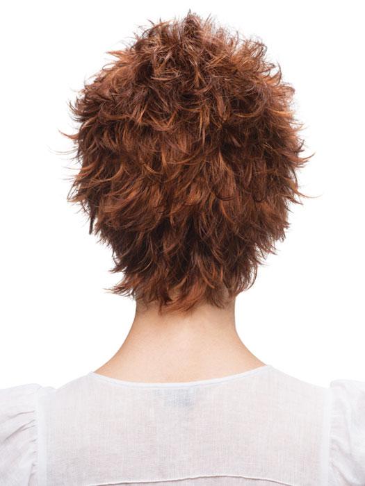 Estetica Rosa Wig : Back View | Color RH31