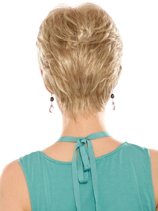 Estetica Vikki Wig: Back View | Color RH1488
