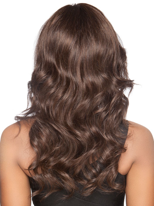 Cascade | Shown here curled with a 1 inch barrel curling iron