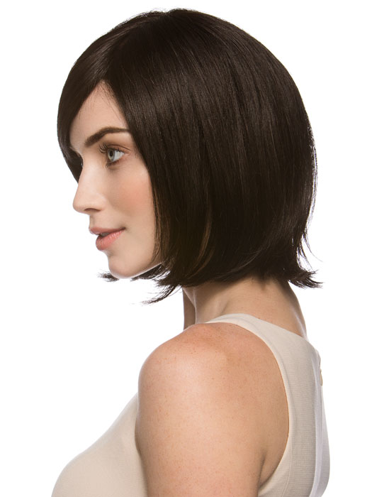 Features Lace Front, 100% Hand-tied Cap and Monofilament Top