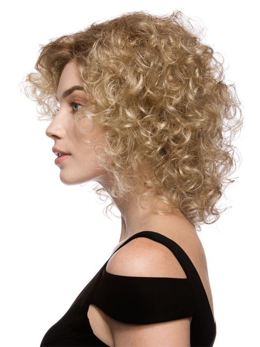 Features ready-to-wear and virtually invisible lace front