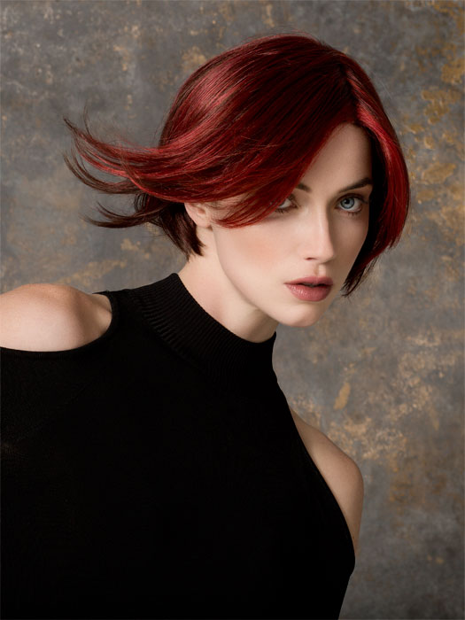 Ellen Wille Wigs are Designed in Europe | Color: Hot Flame Mix