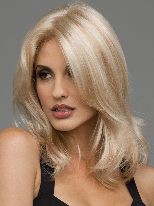 Bobbi by Envy Wigs : Color Light-Blonde