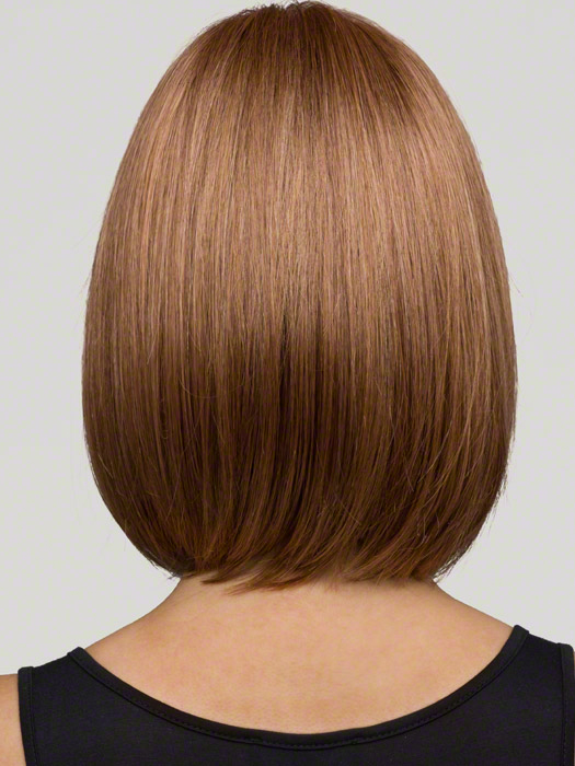 Envy Carley Back View : Color Light Brown (2 tone color with Light Golden brown and dark blonde highlights)