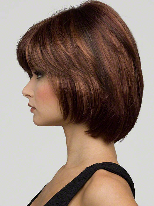 Envy Haley : Left Profile | Color Cinnamon-Raisin