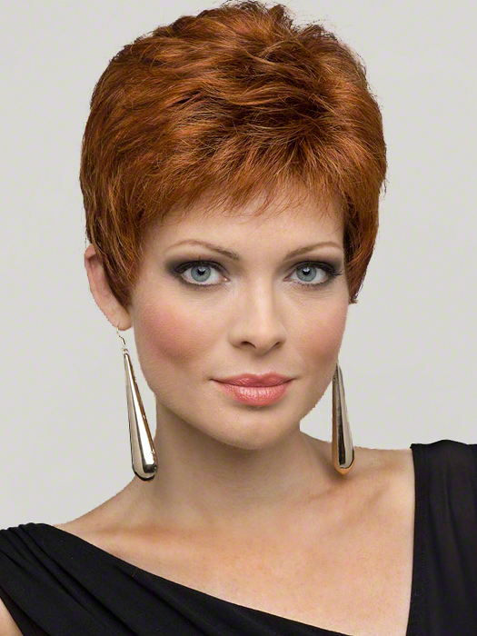 Jeannie by Envy Wigs | Hand-tied Monofilament Top with a Lace Front